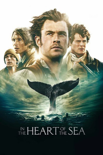 In the Heart of the Sea 2015 Dual Audio ORG Hindi BluRay 720p 1GB DD5.1Ch MSubs