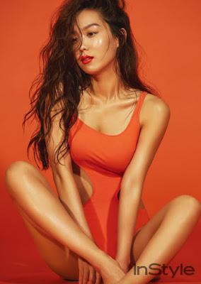 Kim Hee Jung InStyle June 2017