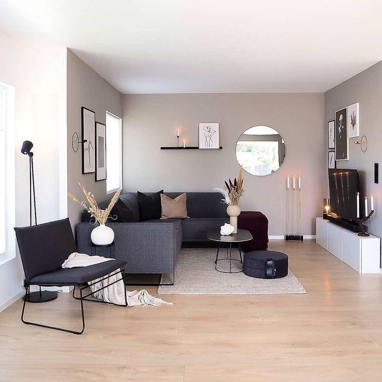 View Dekorasi Ruang Tamu Simple Ikea Background Konstruksi Sipil