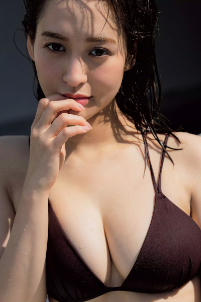 Ichika Osaki 尾碕真花, Weekly Playboy 2019 No.49 (週刊プレイボーイ 2019年49号)