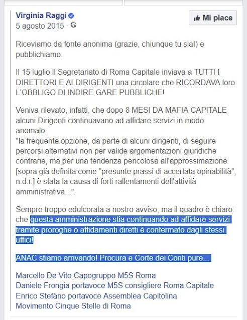 Situazione del trasporto pubblico di Roma di mercoledì 20 maggio
