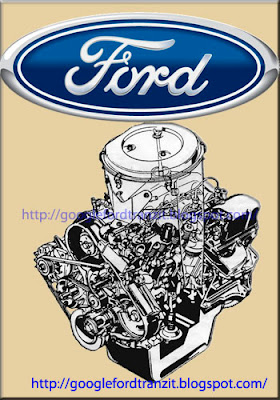 Фото Схемы двигателя Форд транзит (в разрезе) photo image