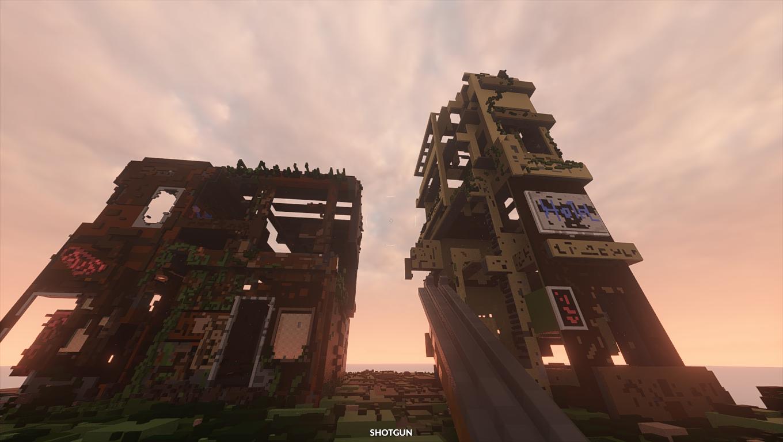 Teardown: Abandoned buildings Mod download