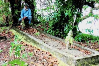 «Τάφοι γιγάντων» 3,5 μ. στην Μαλαισία, στην Χρυσή Χερσόνησο των αρχαίων Ελλήνων!