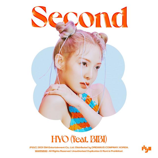 SNSD Hyoyeon Second feat. BIBI