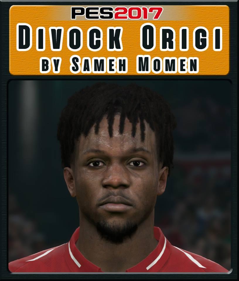 Divock Origi Pes 2019