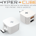 Back Up Photos and Videos Automatically with the HYPER HyperCube