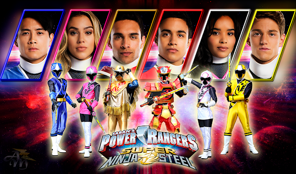 Power Rangers Super Ninja Steel Episodes In Tamil