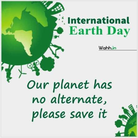 international Earth Day  Slogan Posters