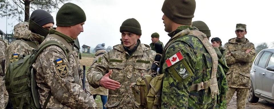 тренувальна місія UNIFIER в Україні