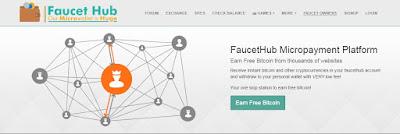 Cara Mendaftar Dan Menggunakan Faucethub lengkap