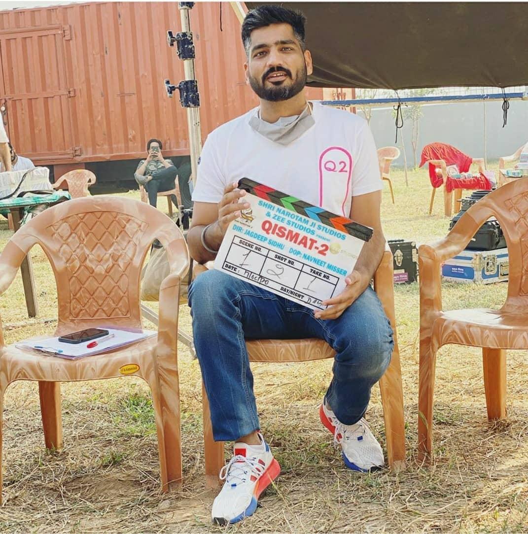 Qismat 2 Ammy Virk, Sargun Mehta New Punjabi Movie 2021