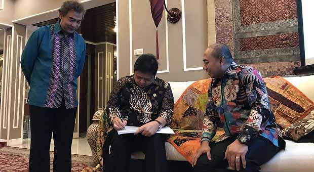 Peluncuran Buku Riset Indonesia Industry Updates 1st Quarter