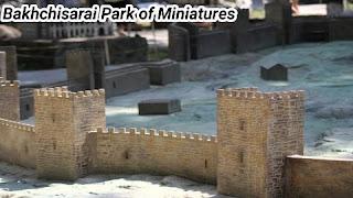 Bakhchisarai Park of Miniatures