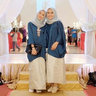 Model Baju Kebaya Muslim Masa Kini