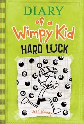Hard Luck by Jeff Kinney