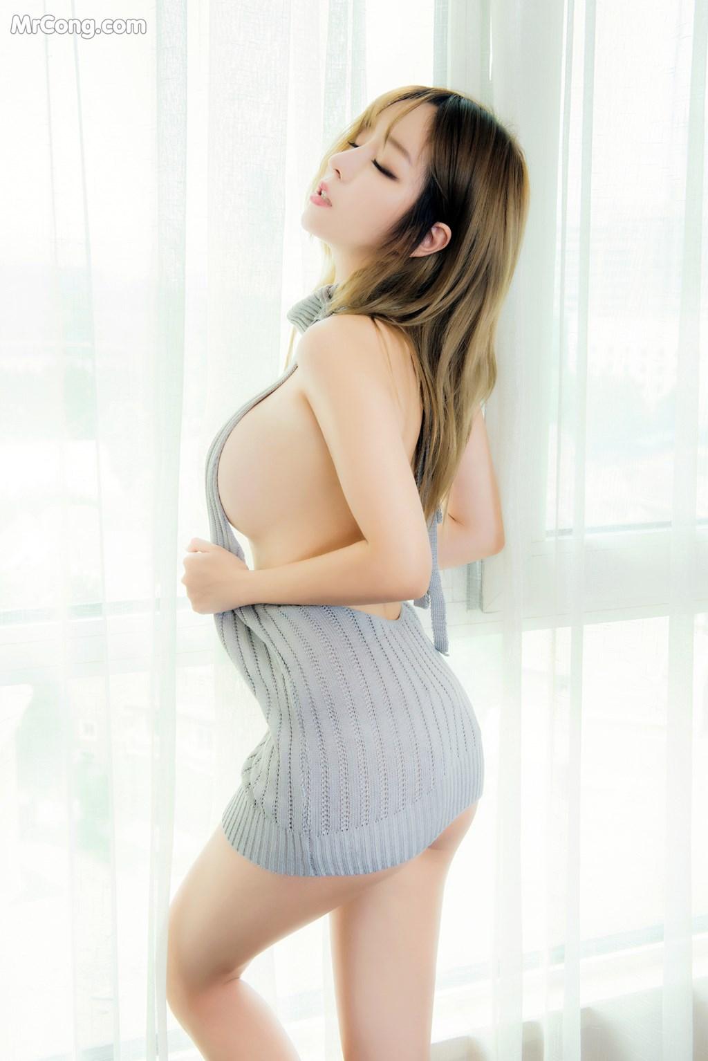 Image SLADY-2018-02-28-No.017-Wang-Yu-Chun-MrCong.com-009 in post SLADY 2018-02-28 No.017: Người mẫu Wang Yu Chun (王雨纯) (56 ảnh)
