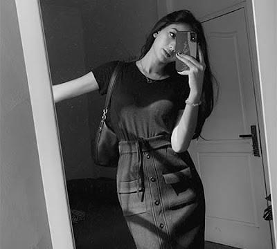 Glenca Chysara Selfi