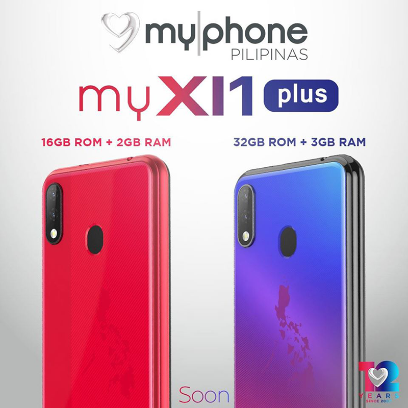 MyPhone teases myXI1 Plus with up to 3GB RAM, 32GB storage
