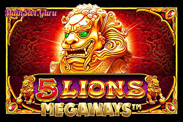 Main Gratis Slot 5 Lions Megaways Pragmatic Play
