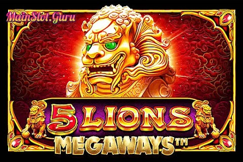 Main Gratis Slot 5 Lions Megaways (Pragmatic Play) | 96.50% RTP