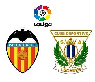 Valencia vs Leganes match highlights