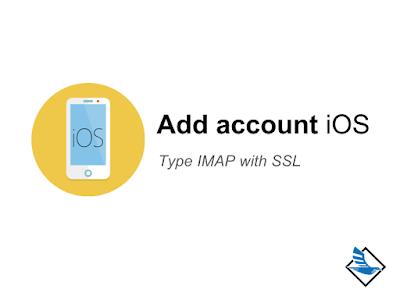 เพิ่มบัญชีอีเมล์ แบบ IMAP ด้วยพอร์ท SSL