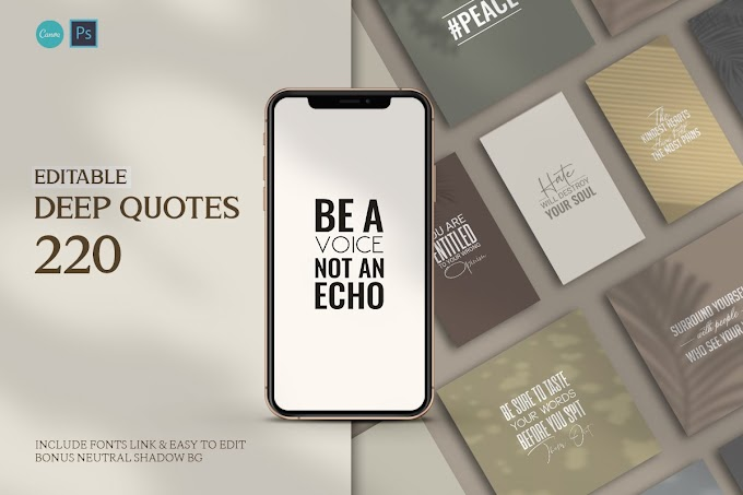 Why You Must buy This 5,423 Instagram Editable Quotes?