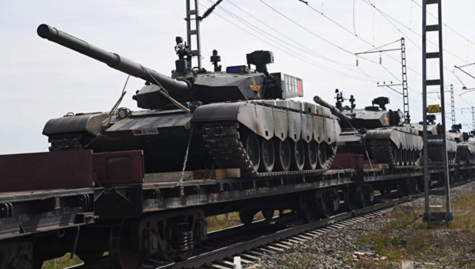 Pentagon tidak percaya bahwa Rusia dan Cina pada akhirnya akan membentuk aliansi militer
