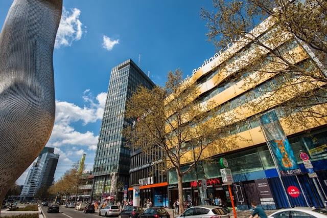Hotel Berliner Hof em Berlim