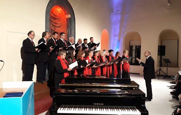 «ΝΑΥΠΛΙΟ-ARTIVA 5o Διεθνές Χορωδιακό Φεστιβάλ»: Σπουδαία εμφάνιση της Χορωδίας Τυρνάβου