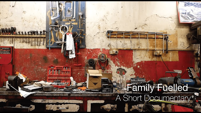 Family Fuelled - A Short Documentary by Alison O'Reilly