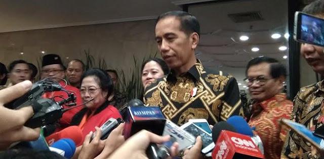 Jokowi Harus Berani Ungkapkan Keberhasilan Dan Akui Kegagalan
