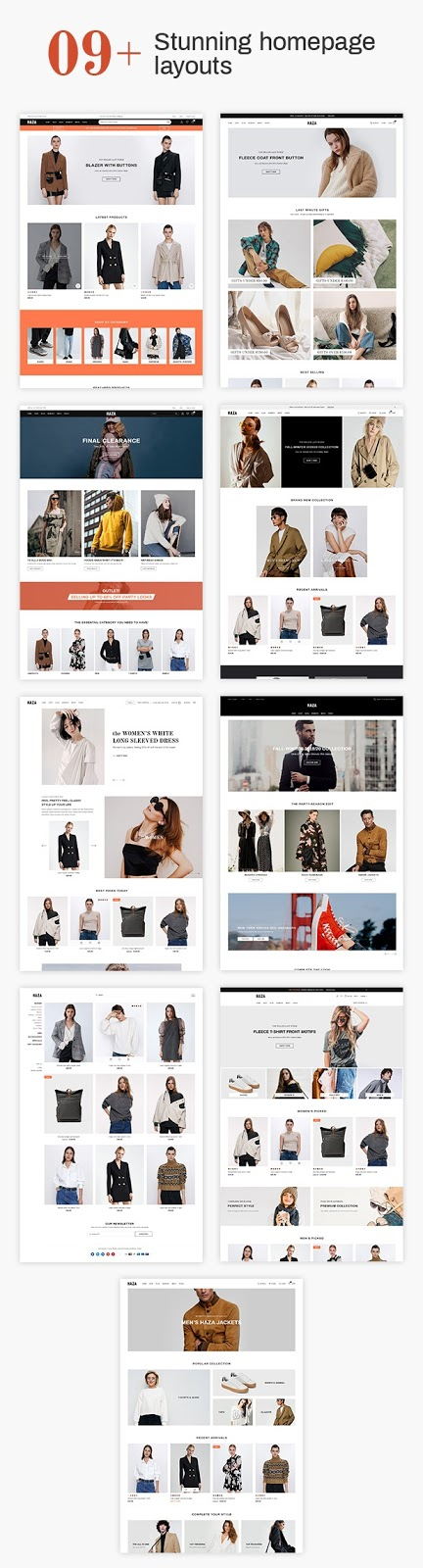 Download Multipurpose Fashion Prestashop Theme