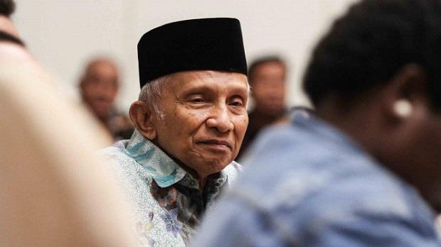 Amien Rais Siap Bongkar Kasus di KPK, Ini Kata Koalisi Jokowi