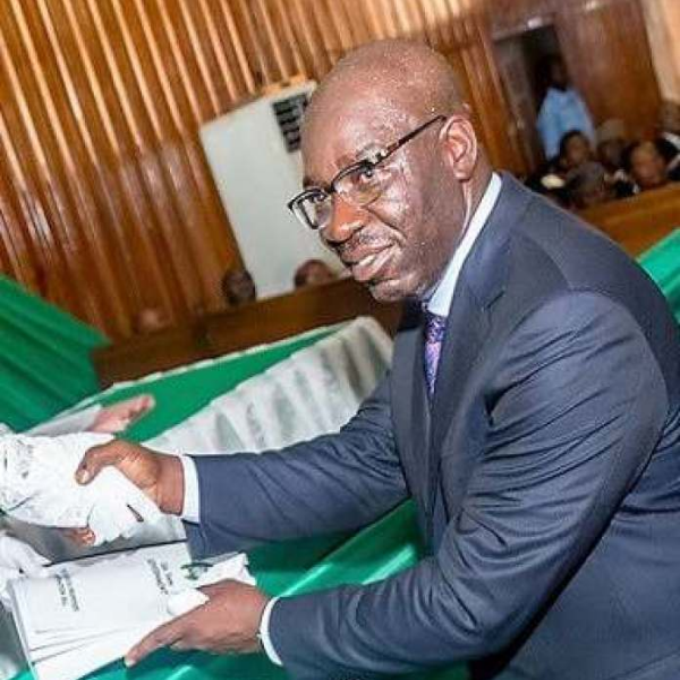 Edo election: Gov. Obaseki defeats APC in certificate forgery case