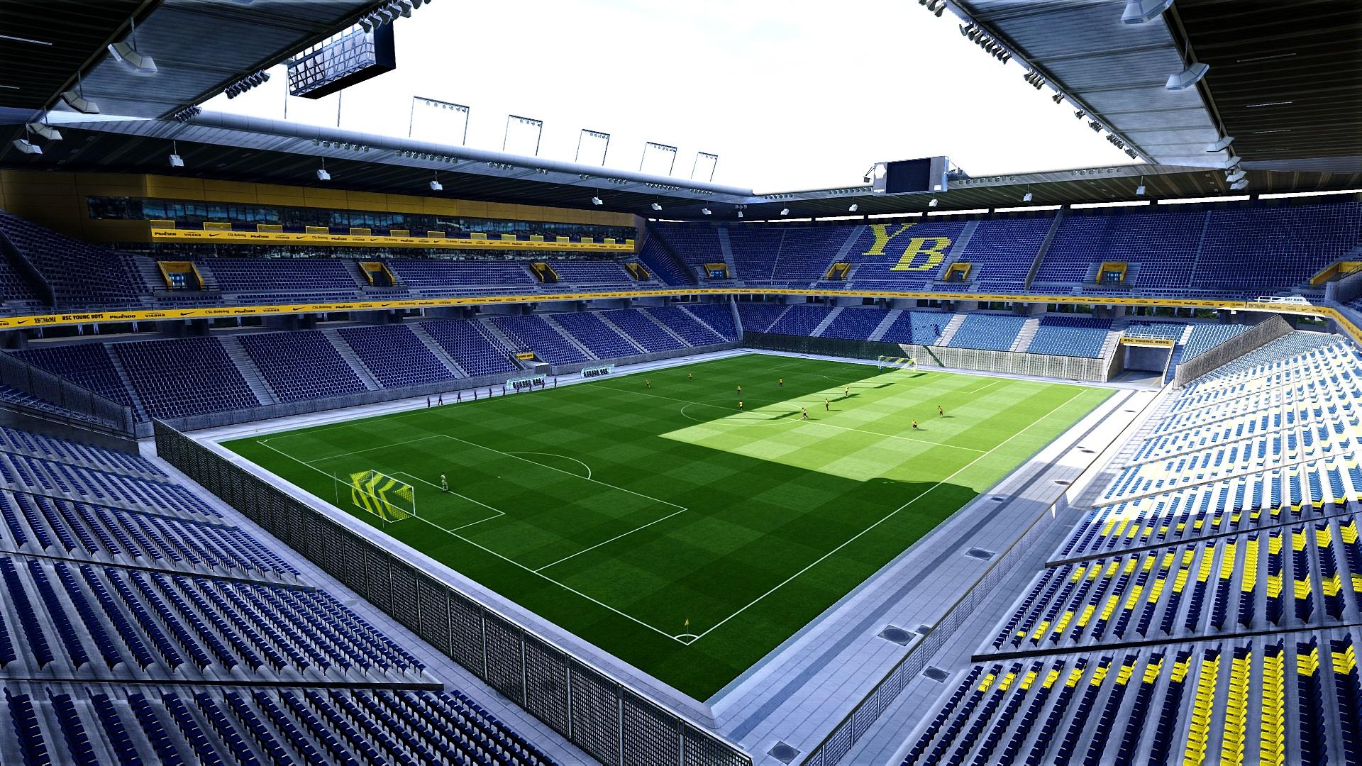 PES 2021 Stade de Suisse (BSC Young Boys)