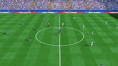 PES 2017 Pack Stadiums + Graphics PS4 by Estarlen Silva