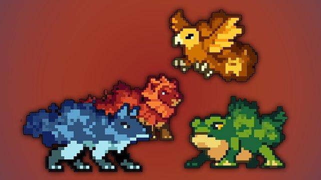 Choose the best starter monster | Monster Sanctuary