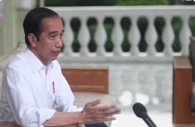 Tak Ada Niat Dan Minat Jokowi Jadi Presiden Tiga Periode