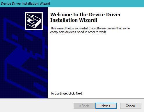 تثبيت adb fastboot driver