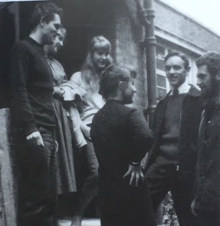 Wimbledon School of Art, The School of Stained Glass, including Pauline Boty, 1956