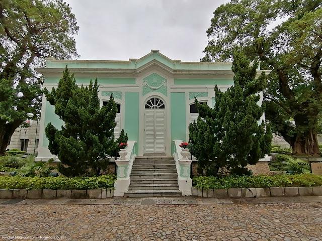 CASAS MUSEU DA TAIPA - GALERIA DE EXPOSIÇÕES