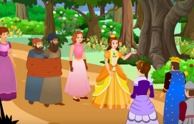 The Beetle and the Silken Thread Story for Kids | Bedtime Stories 2020