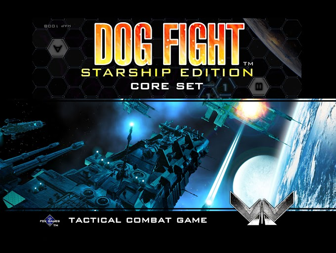 Dog Fight: Starship Edition Core Set