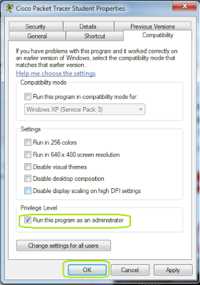 cara mengatasi program yang tidak berjalan di windows