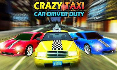 لعبة التاكسي المجنون كريزي تاكسي للأندرويد Crazy Taxi Free Game for android 2