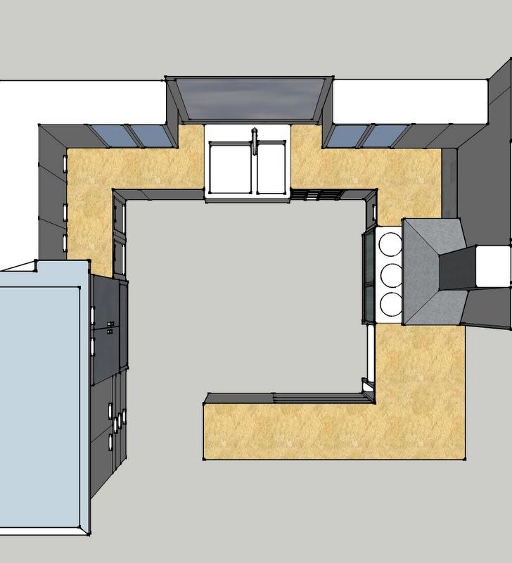 Free Online 3d Kitchen Design Tool: Lilyfield Life: Designing A French Kitchen
