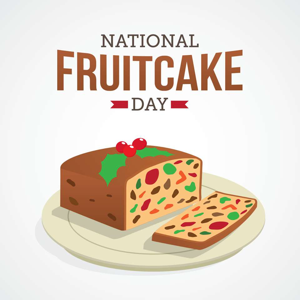 National Fruitcake Day Wishes Images