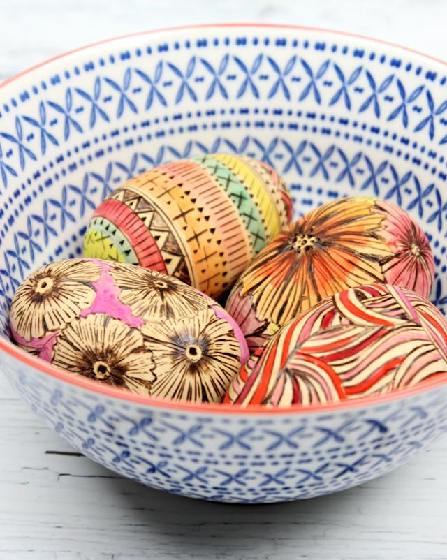 patroonverzameling: plezante dingen voor Pasen
